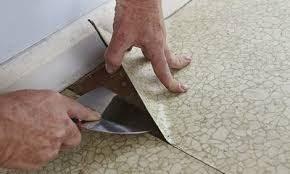 Beware of Asbestos In Vinyl Flooring