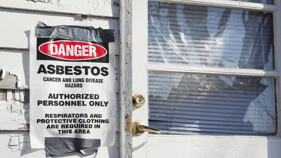 Buying or selling a property with asbestos? What you need to know!